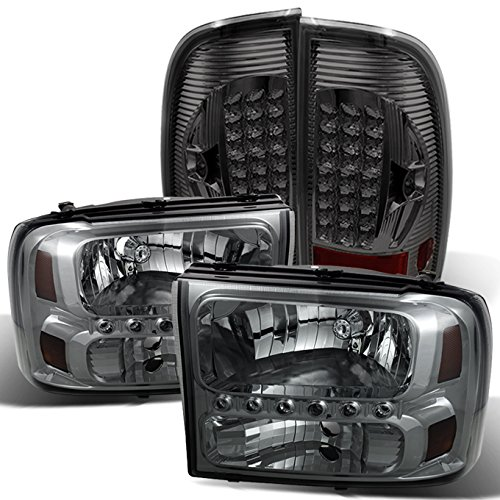 Top 10 Smoked Headlights and Taillights – Automotive Tail Light Assemblies