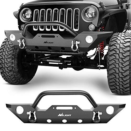 Top 10 Jeep Wrangler JK Bumper – Automotive Bumpers