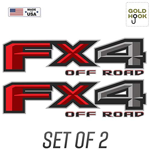 Top 10 FX4 Off Road – Bumper Stickers, Decals & Magnets