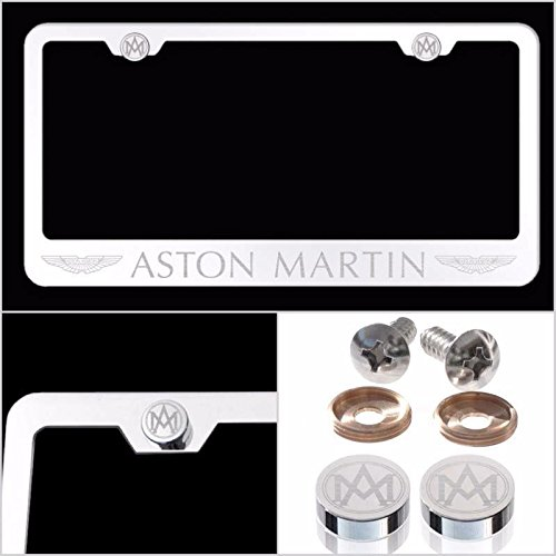 Top 10 Aston Martin License Plate Frame – License Plate Frames