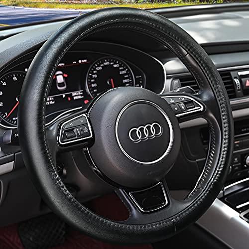 Top 10 Genuine Leather Steering Wheel Cover Black – Steering Wheel Covers
