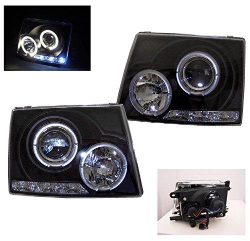 Top 10 Halo Lights for 1999 Tacoma – Automotive Headlight Assemblies