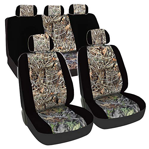 Top 10 Camo Seat Covers for Chevy Silverado – Automotive Seat Cover Accessories