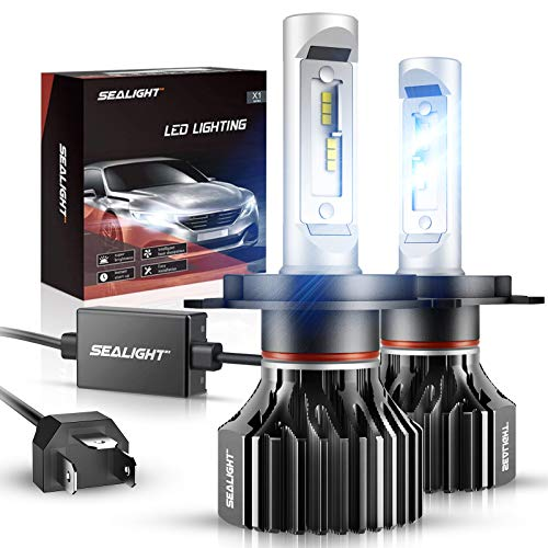 Top 10 Hi/Low LED Headlight – Automotive Headlight Bulbs