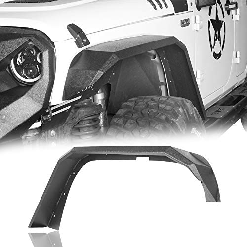 Top 10 Fenders for 2012 Jeep Wrangler – Automotive Fender Flares