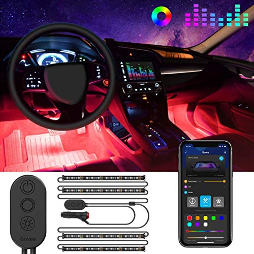 Top 10 LED Lights for Cars Interior – Automotive Neon Accent Light Kits