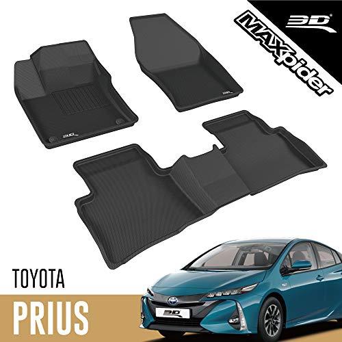 Top 10 Rubber Floor Mats for Toyota Prius – Automotive Floor Mats