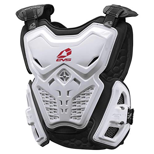 Top 10 Roost Deflector Motocross – Motorcycle Combo Chest & Back Protectors