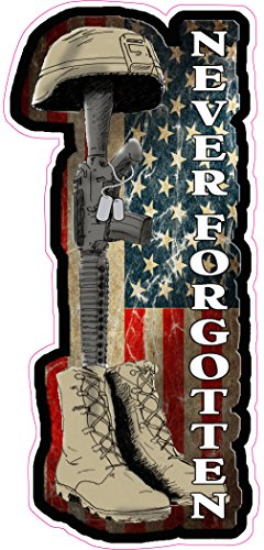Top 8 Fallen Soldier Decal – Bumper Stickers, Decals & Magnets
