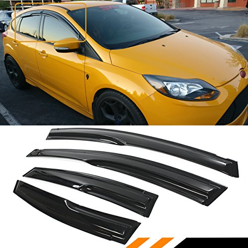 Top 9 2013 Ford Focus ST Accessories – Automotive Body Parts