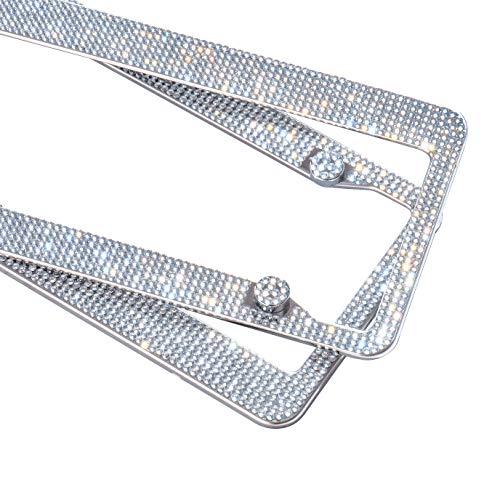 Top 10 Sparkling License Plate Frame – License Plate Frames