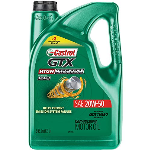 Top 5 20W50 Synthetic Motor Oil – Motor Oils