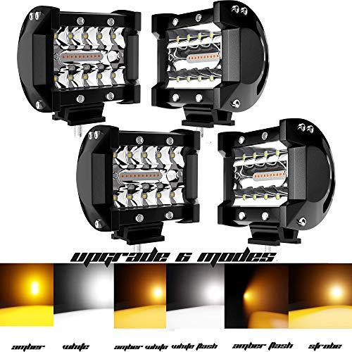 Top 10 60W Car Work Light – Automotive Light Bars