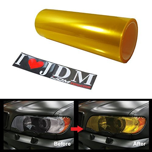 Top 9 Yellow Tint for Fog Lights – Automotive Vinyl Wraps