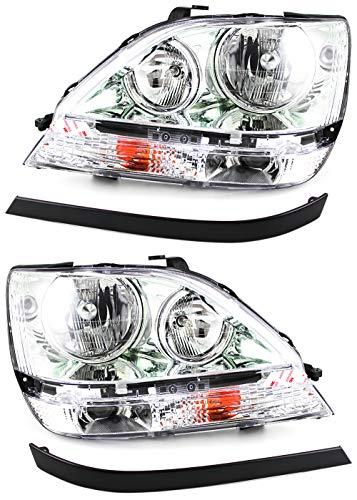 Top 10 Rx300 Headlight Assembly – Automotive Headlight Assemblies