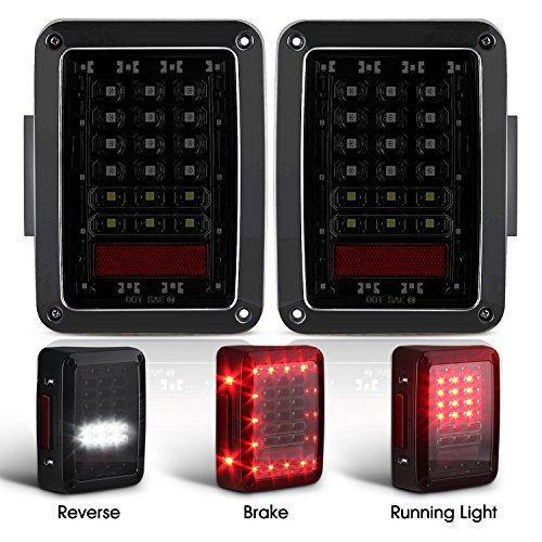 Top 10 Smoked LED Tail Lights – Automotive Tail Light Assemblies