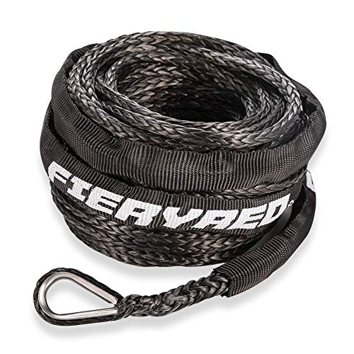 Top 10 Synthetic Winch Rope 50ft – Towing Winch Cables