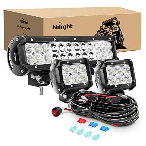 Top 10 Het Lights for Nissan Murano 2005 – Automotive Light Bars