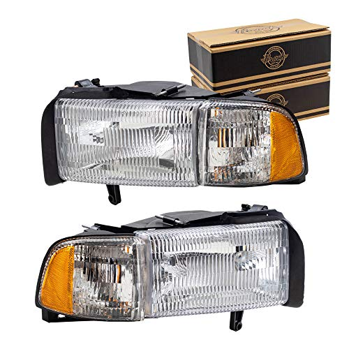 Top 10 99 Dodge Ram 1500 Headlights – Automotive Headlight Assemblies