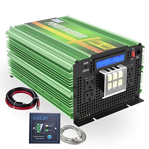 Top 10 Pure Sine Wave Inverter 3000 Watt – Power Inverters
