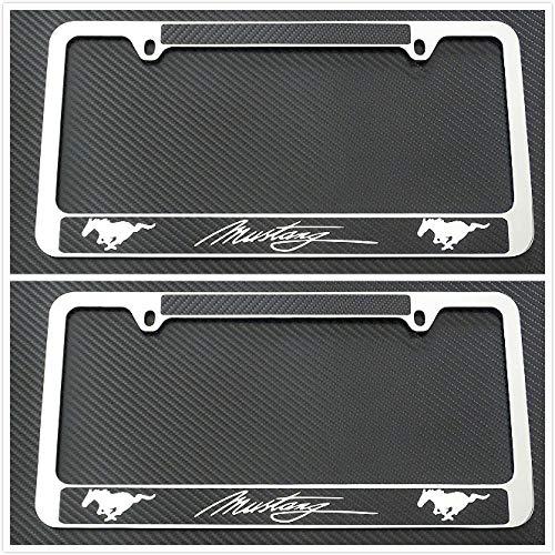 Top 10 Mustang License Plate Frame – License Plate Frames
