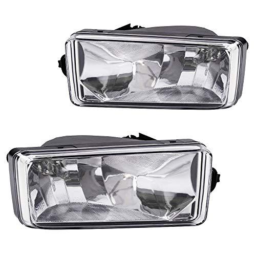 Top 10 Fog Lights for Trucks Chevy Silverado – Automotive Driving, Fog & Spot Light Assemblies