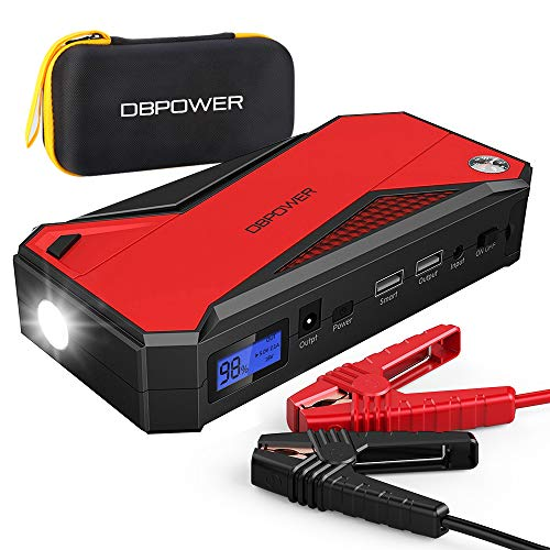 Top 10 Db Power Battery Jump Starter – Automotive Replacement Batteries & Accessories