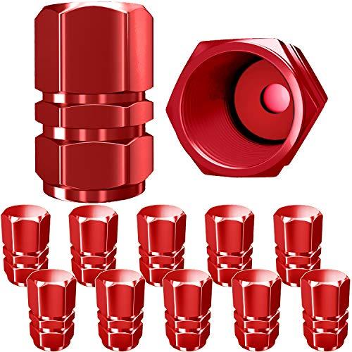 Top 10 Red Valve Stem Caps – Tire Valve Stem Caps