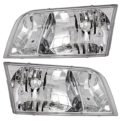 Top 10 Crown Victoria Headlights – Automotive Headlight Assemblies